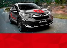 Honda CR-V dari InstaForex