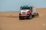 Rally OiLibya of Morocco - photos of the tests