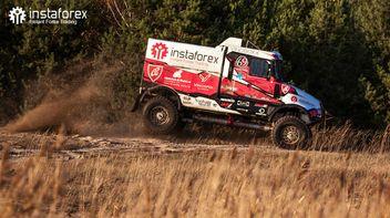 Permulaan dari Dakar Rally 2018