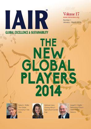 Majalah IAIR, Januari – Maret 2014