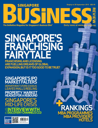 Singapore Business Review, September 2015