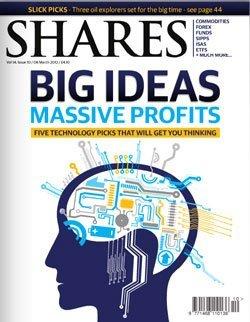 Majalah Shares, Maret 2012
