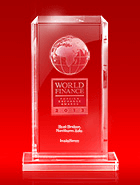 Broker Terbaik di Asia Utara dari World Finance Awards 2013