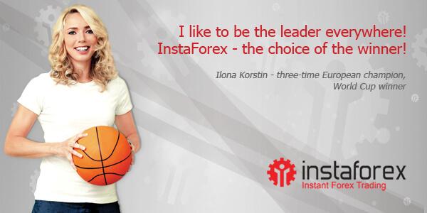 Tekad untuk menang – Hal inilah yang dimiliki Ilona Korstin dan InstaForex!